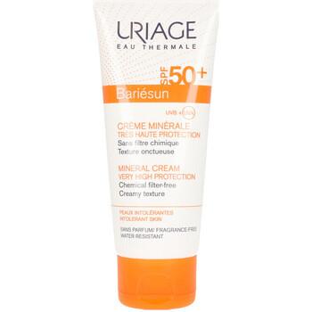 Beauté Femme Protections solaires Uriage Bariésun Mineral Cream Spf50+