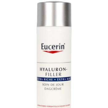 Beauté Femme Hydratants & nourrissants Eucerin Hyaluron-filler Crema Día Extra Rica  50 ml
