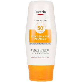 Beauté Protections solaires Eucerin Sun Leb-ple Protect Gel Crema Spf50+  150 ml