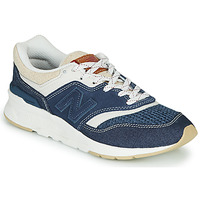 Chaussures Baskets basses New Balance CM997HEH Bleu