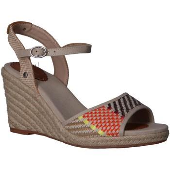 Chaussures Femme Sandales et Nu-pieds Pepe jeans PLS90456 SHARK RAFY Beige