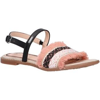 Chaussures Fille Sandales et Nu-pieds Pepe jeans PGS90142 ELSA ETNIC Rosa
