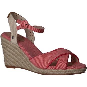 Chaussures Femme Sandales et Nu-pieds Pepe jeans PLS90453 SHARK SWEET Rosa