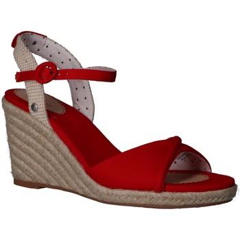 Chaussures Femme Sandales et Nu-pieds Pepe jeans PLS90454 SHARK LADY Rojo