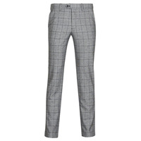 Vêtements Homme Chinos / Carrots Selected SLHCARLO Gris
