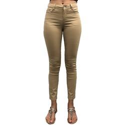 Vêtements Femme Chinos / Carrots LPB Woman Les Petites bombes Pantalon Regular Lina Beige Beige