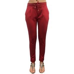 Vêtements Femme Pantalons de survêtement LPB Woman Les Petites bombes Pantalon Jogger Lipstick Rouge W19V1103 Rouge