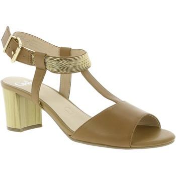 Chaussures Femme Sandales et Nu-pieds Caprice 28301 Marron