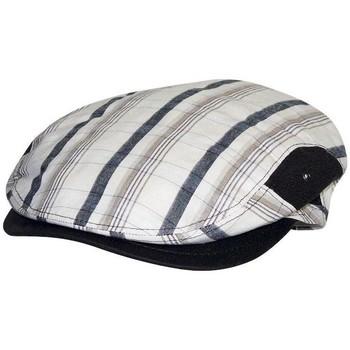Accessoires textile Homme Casquettes Chapeau-Tendance Casquette coton patchwork T61 Marron