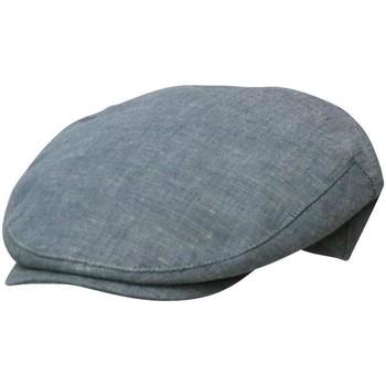 Accessoires textile Homme Casquettes Chapeau-Tendance Casquette en lin COME T59 Bleu