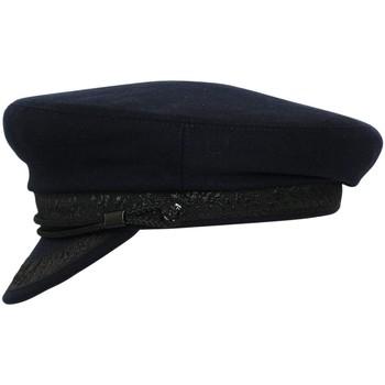 Accessoires textile Homme Casquettes Chapeau-Tendance Casquette de marin laine T59 Bleu