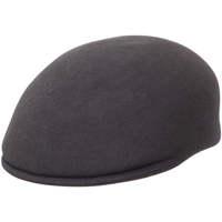 Accessoires textile Homme Casquettes Chapeau-Tendance Casquette 100% laine T57 Gris