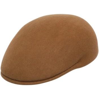 Accessoires textile Homme Casquettes Chapeau-Tendance Casquette 100% laine T56 Camel