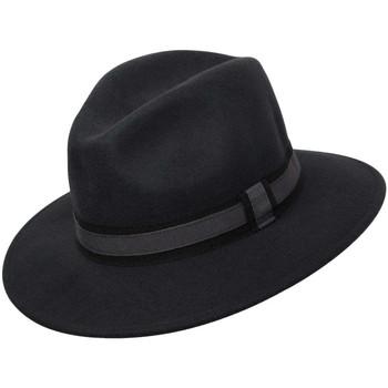 Chapeau fédora 100% laine IDRO T56