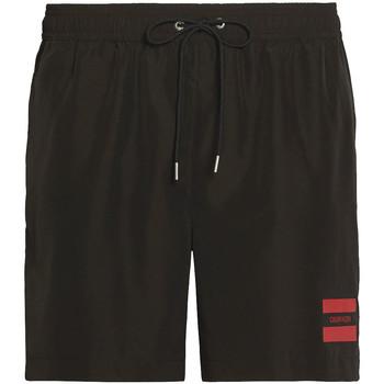 Vêtements Homme Maillots / Shorts de bain Calvin Klein Jeans Short de bain homme  ref_49418 Noir noir
