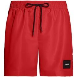 Vêtements Homme Maillots / Shorts de bain Calvin Klein Jeans Short de bain homme  ref_49421 Multi rouge