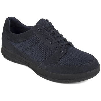 Chaussures Homme Baskets basses FitFlop TOURNO TM LACE-UP SNEAKERS - MIDNIGHT NAVY MIDNIGHT NAVY