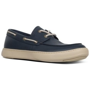 Chaussures Homme Chaussures bateau FitFlop LAWRENCE BOAT SHOES - MIDNIGHT NAVY CO MIDNIGHT NAVY CO