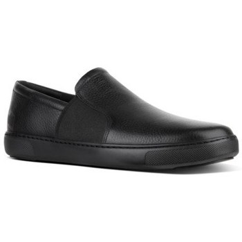 Chaussures Homme Mocassins FitFlop COLLINS SLIP-ON - BLACK CO BLACK CO