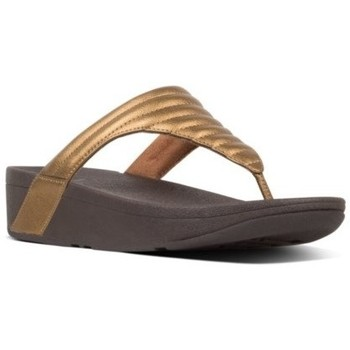 Chaussures Femme Tongs FitFlop LOTTIE PADDED - BRONZE es BRONZE es