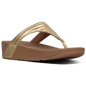 Chaussures Femme Tongs FitFlop LOTTIE PADDED - ARTISAN GOLD es ARTISAN GOLD es