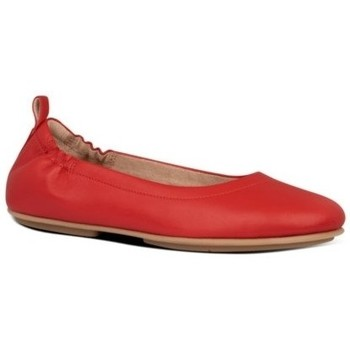 Chaussures Femme Ballerines / babies FitFlop ALLEGRO BALLERINAS - RED RED