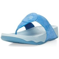 Chaussures Enfant Tongs FitFlop Oasis TM girl - sky blue sky blue
