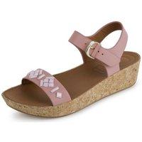 Chaussures Femme Sandales et Nu-pieds FitFlop BON TM II BACK-STRAP SANDALS - DUSKY PINK DUSKY PINK