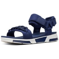 Chaussures Femme Sandales et Nu-pieds FitFlop HEDA CHAIN BACK STRAP SANDALS - MIDNIGHT NAVY MIDNIGHT NAVY