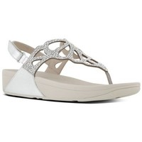 Chaussures Femme Tongs FitFlop BUMBLE CRYSTAL TM SANDAL - SILVER es SILVER es