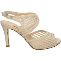 Chaussures Femme Sandales et Nu-pieds Melluso HS823 PLATINE