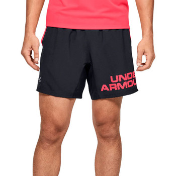 Vêtements Homme Shorts / Bermudas Under Armour Speed Stride Graphic 7 Shorts 1350169-001
