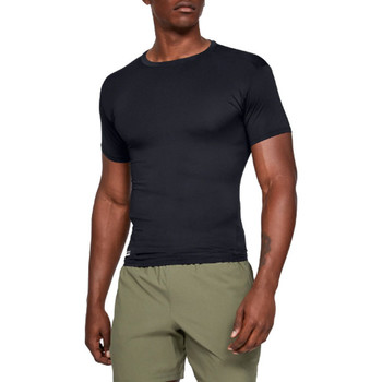 Vêtements Homme T-shirts manches courtes Under Armour HG Tactical Compression Tee 1216007-001