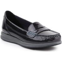 Chaussures Femme Mocassins Geox D Avery C D62H5C-000EV-C4021 granatowy