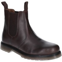 Chaussures Homme Boots Amblers Chelmsford Marron