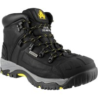 Chaussures Homme Boots Amblers Safety FS32 Noir