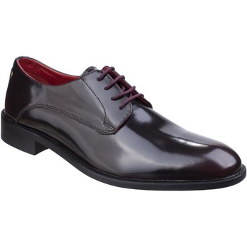 Chaussures Homme Derbies Base London Bexley Bordo