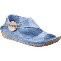 Chaussures Femme Sandales et Nu-pieds Riva Di Mare Arlo Leather Denim