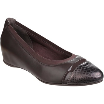 Chaussures Femme Derbies & Richelieu Rockport V81053 Esha Evan Dark Granite