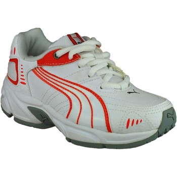 Chaussures Running / trail Puma Xenons Wh et Red
