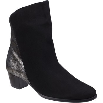 Chaussures Femme Bottines Riva Di Mare Anita Noir
