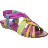 Chaussures Femme Sandales et Nu-pieds Riva Di Mare Cala Leather Multi
