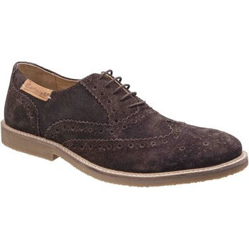 Chaussures Homme Derbies Cotswold 1649 Chatsworth Marron