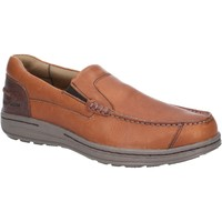 Chaussures Homme Slip ons Hush puppies HPM2000-12-6 Murphy Victory Bronzer
