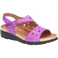 Chaussures Femme Sandales sport Riva Di Mare Trista Leather Violet