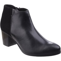 Chaussures Femme Low boots Riva Di Mare Claudia Noir