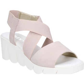 Chaussures Femme A213_68-nvy-4 Run Perfed The Flexx E4017_11-RSE-3 Slincross Rose