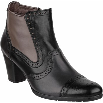 Chaussures Femme Bottines Riva Di Mare Duet Gris