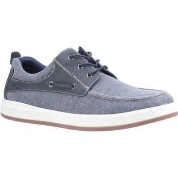 Chaussures Homme Chaussures bateau Hush puppies HPM2000-86-1-6 Aiden Marine