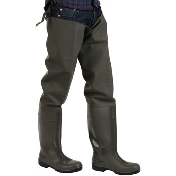 Chaussures Homme Chaussures de sécurité Amblers Safety Forth Thigh Safety Wader Vert